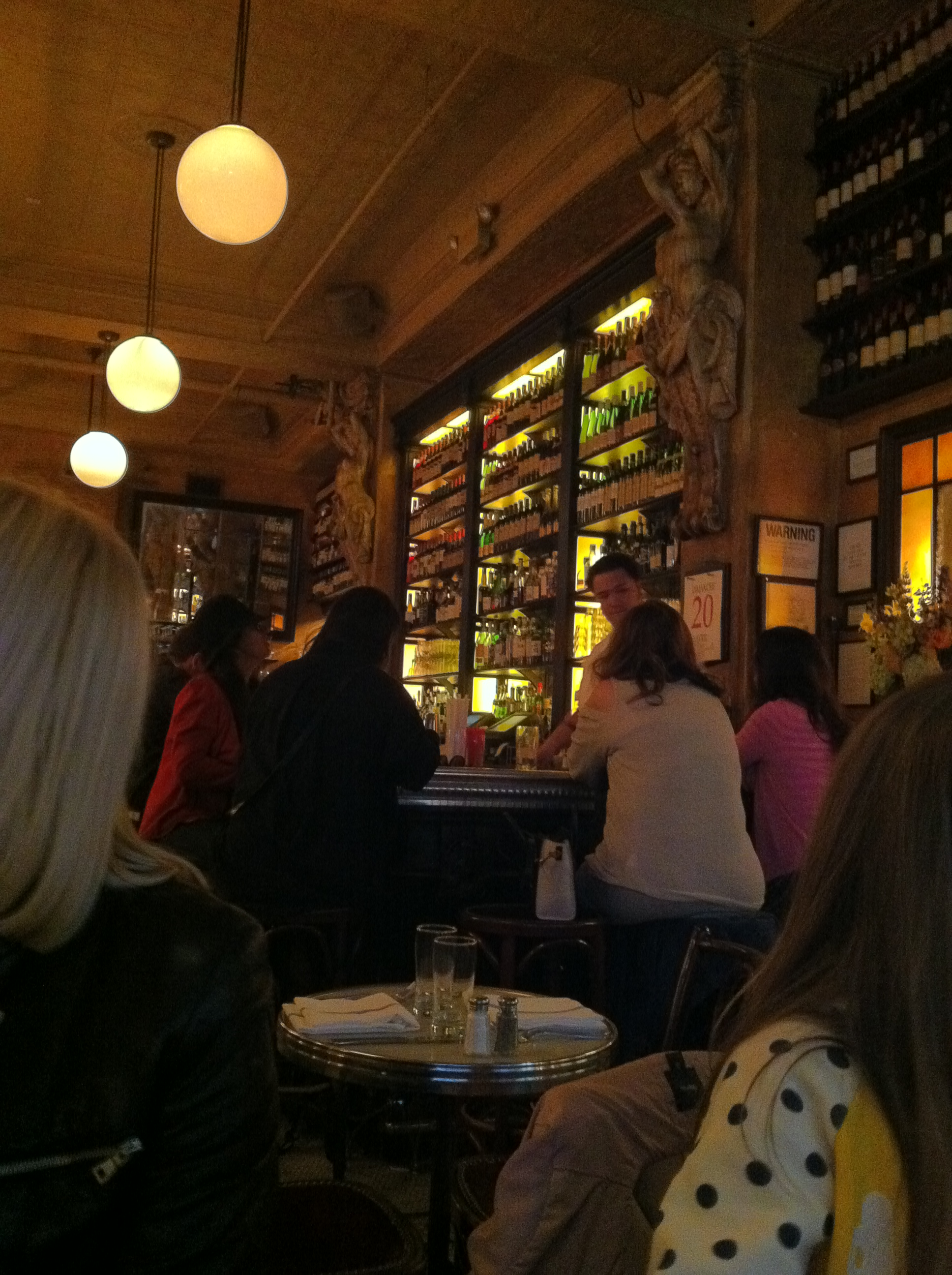 What your dental office can learn from balthazar for Balthazar reservations